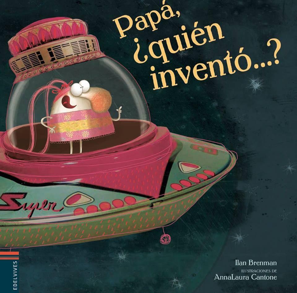 Vuelve Anna Laura Cantone para ilustrar este precioso cuento de Ilan Brenman sobre una niña muy curiosa que quiere saberlo todo.  Nuevo álbum ilustrado de Edelvives.