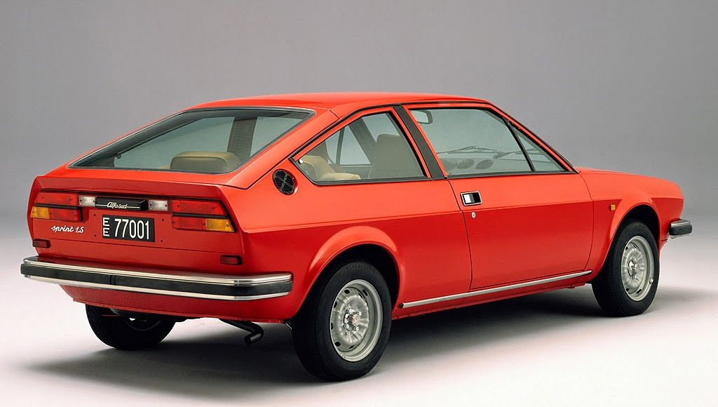Separated Twins Vw Scirocco And Alfasud Sprint Alfasud Sprint Alfa Romeo Cars Alfa Romeo