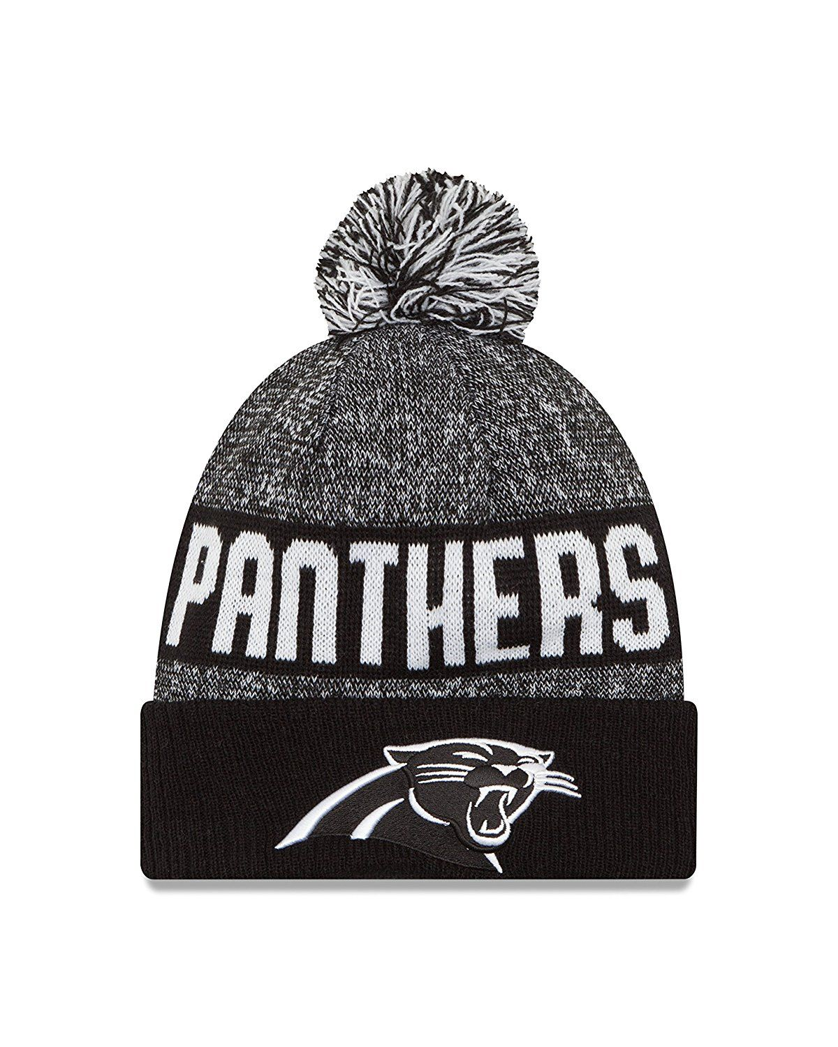 Carolina Panthers NFL Sport Knit Beanie 6fbd83f76