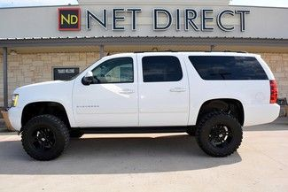2011 Chevrolet Suburban Ls 1500 Lifted 4wd Fort Worth Tx With