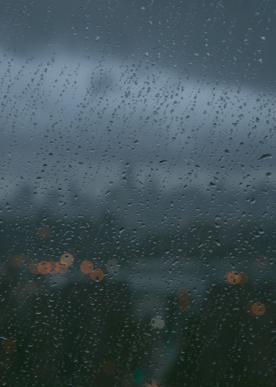 Beautiful Gray Rain Rain Background Rain Aesthetic Rainy Sky