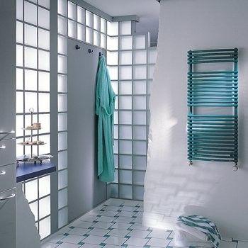 Realisierung Glasbausteine Glassteine Glass Blocks Bad Dusche Duschwande Nassbereiche Glasblokke Glas Bouwstenen Dusche Fenster Glasbausteine Glasblockfenster