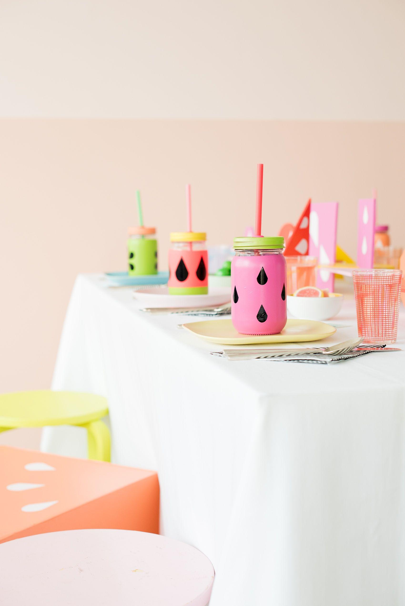 Mikkel Paige Photography Photos Of A Tutti Frutti Theme Birthday