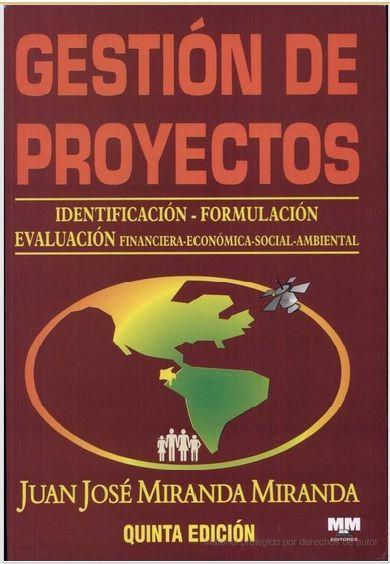 Descarga Libro Gestion De Proyectos Identificacion Formulacion Evaluacion Evaluacion Financiera Economica So Memory Exercises Business Planning Books