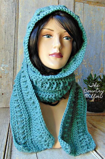 ACWC Scoodie | Easy crochet patterns free, Crochet hat ...