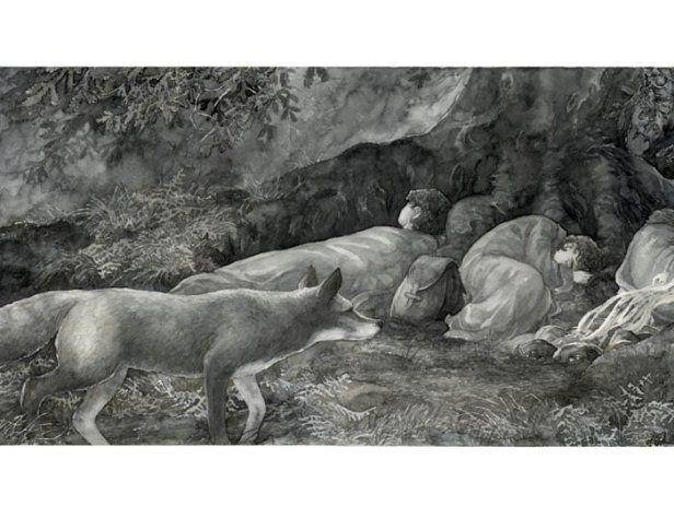 """""""The Fox"""" by Anke Katrin Eissmann"""