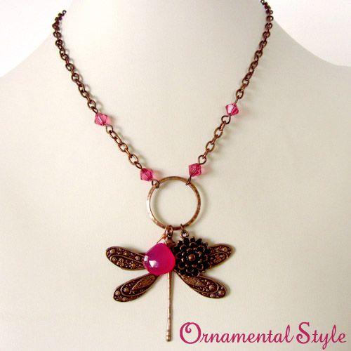 Dragonfly Dreams necklace