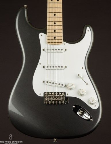 2010 Fender Guitars Fender Custom Shop Clapton Stratocaster EC Grey LTD () > Guitars Electric Solid Body | The Music Emporium