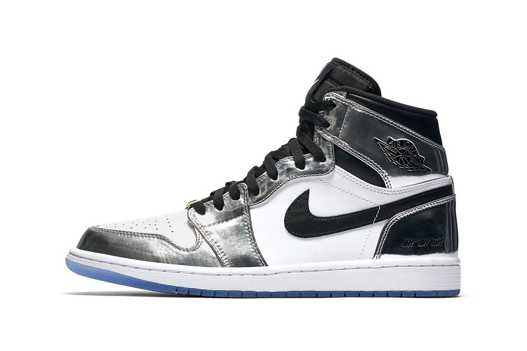 info for 92f65 47cf8 A Closer Look at Kawhi Leonard's Nike Air Jordan 1 Retro ...