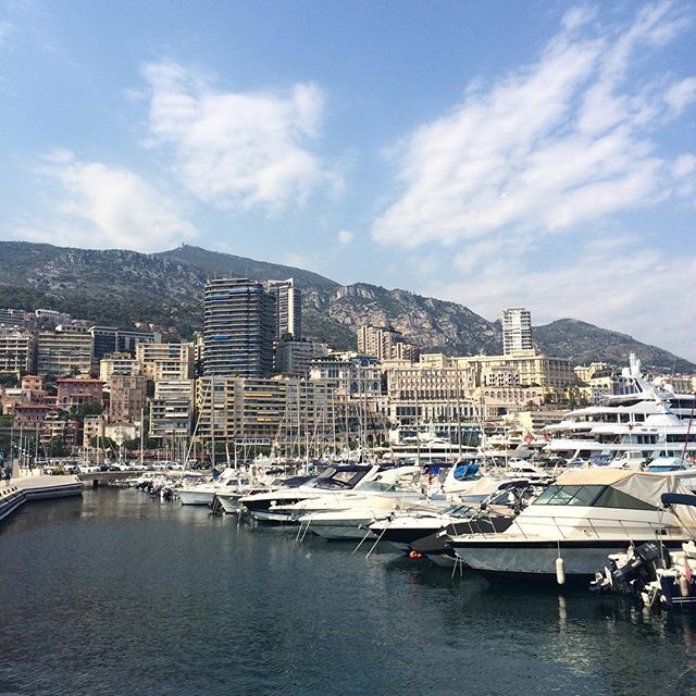 #Fontvieille monaco  by commesaz from #Montecarlo #Monaco