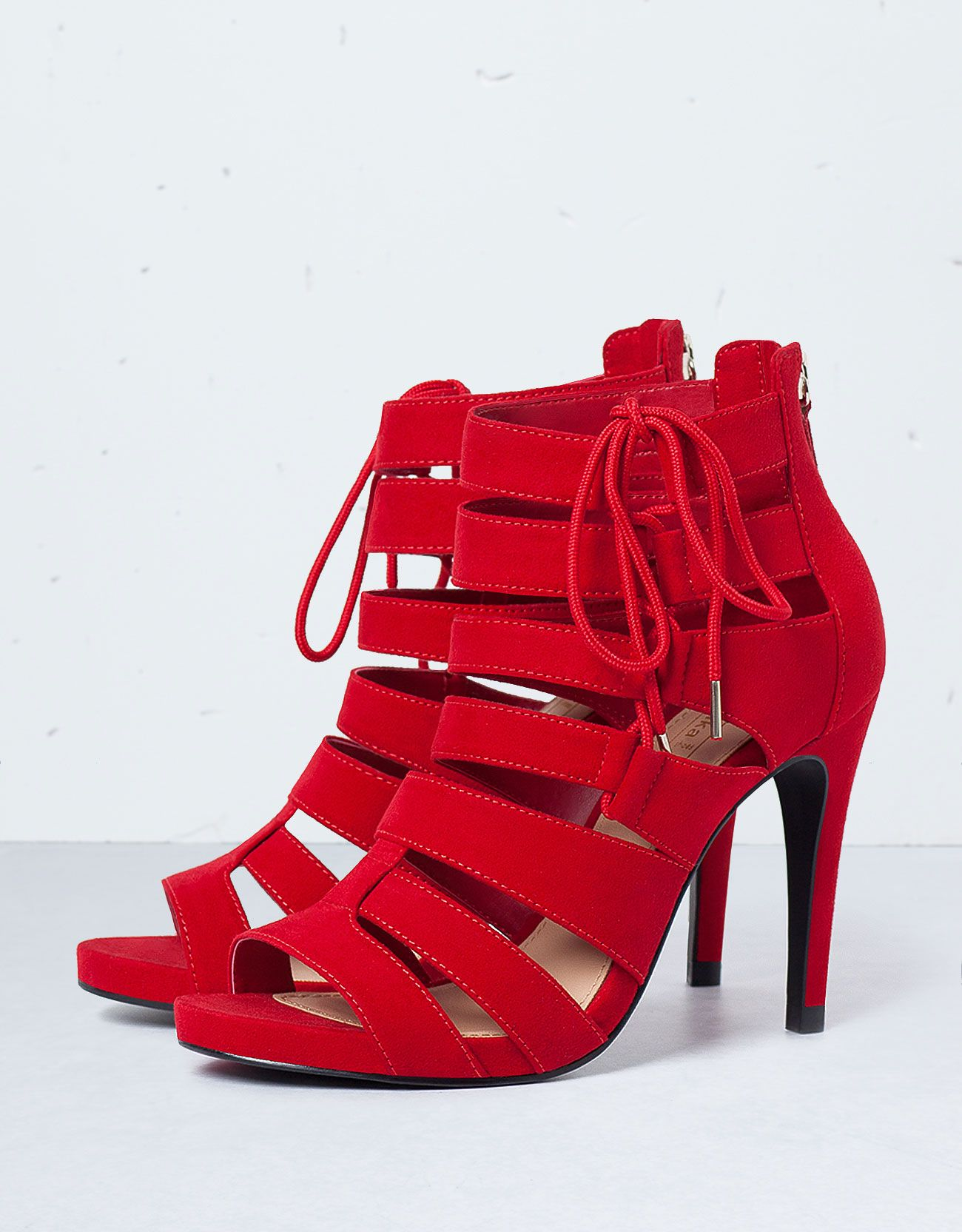 cómo llegar tienda de liquidación seleccione para oficial Sandalias Elegantes tacón medio | I ♥ shoes | Zapatos ...