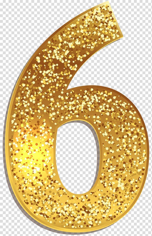 Free Download Gold Number 6 Illustration Gold Number Symbol Number 5 Transparent Background Png Clipart Hiclipart Clip Art Symbols Gold Number