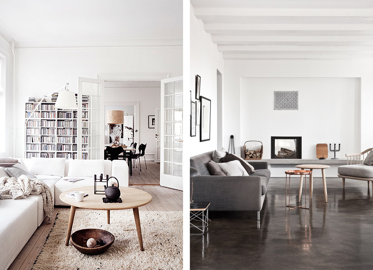 Inspiration: Scandinavian Interior | Interiors, Living rooms and Room