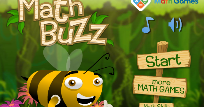Math Buzz is online math game for your loving kids. Math