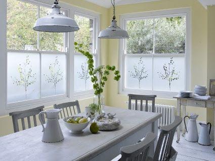 Papel para ventanas privacidad y luz homedecor - Papel vinilo para cocinas ...