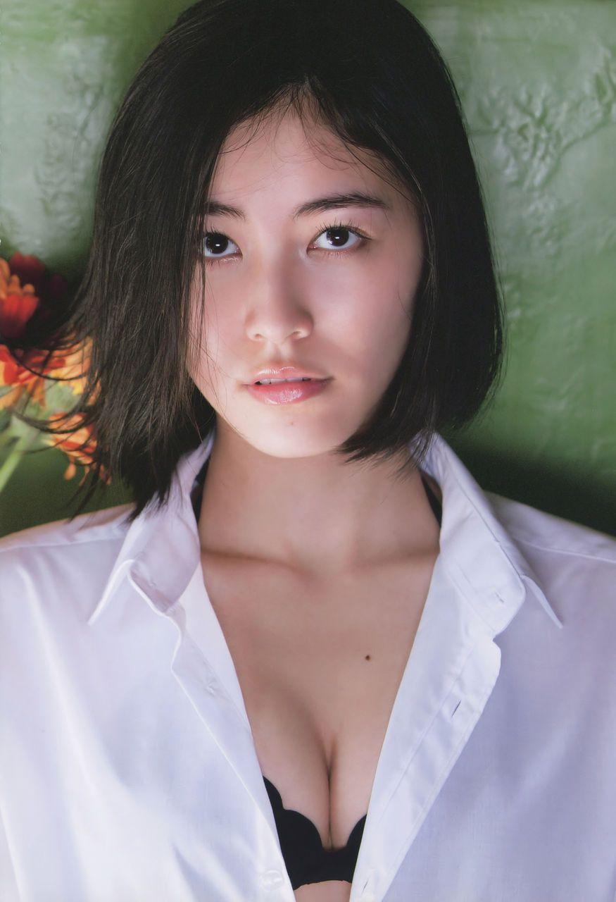 松井珠理奈 ちらっと