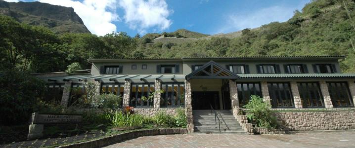 Machu Picchu Sanctuary Lodge Hotel - guests enjoy exceptionally easy access to Machu Picchu