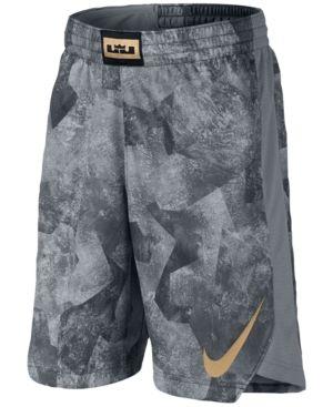 7d04174daea7 Nike Dri-fit LeBron James Shorts