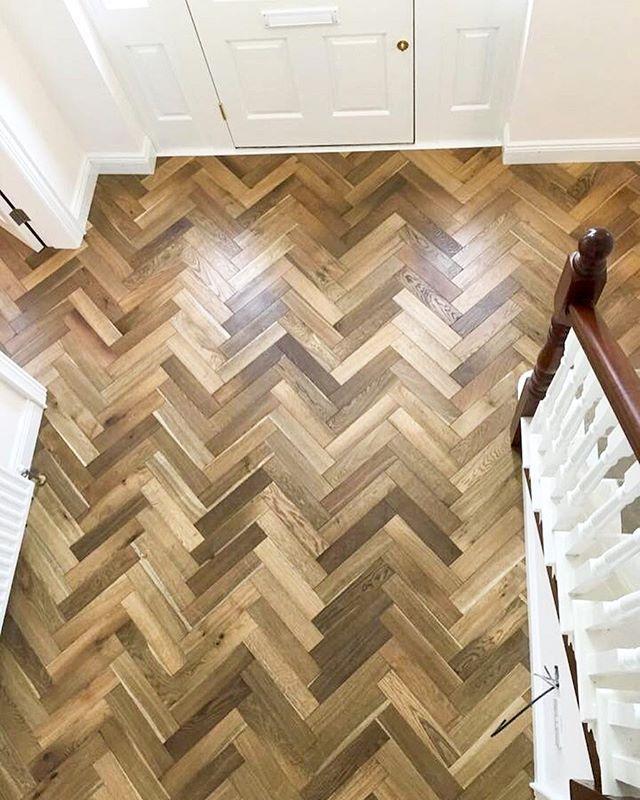 Instagram Photo By The Wooden Floor Store Jul 23 2016 At 12 57pm Utc Flooring Oak Wood Floors Herringbone Wood Floor