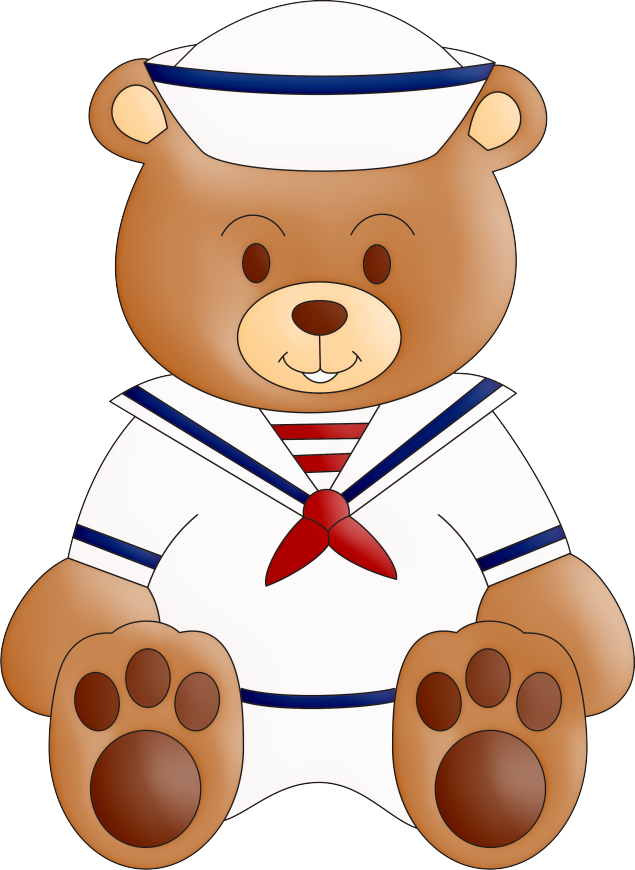 Bebe Ursinho Png ~ urso marinheiro png sem fundo Pesquisa Google trabalho Pinterest Passatempo, Marinheira