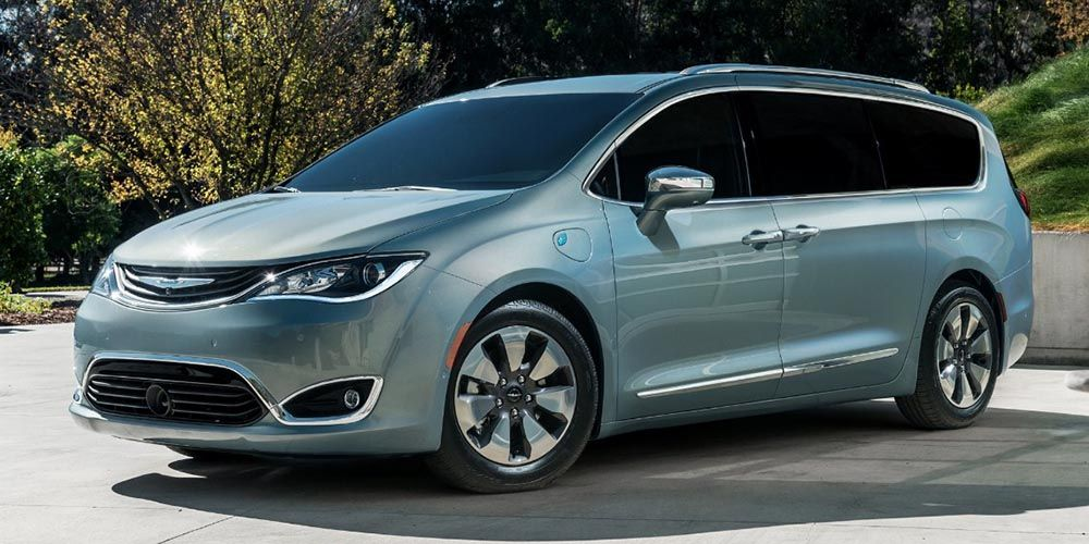 Chrysler Pacifica Get New Trim Levels For 2018 Https Autotrends Today