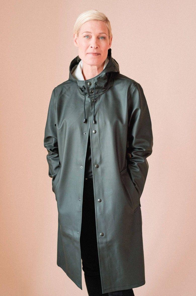 besondere Auswahl an Schnelle Lieferung weltweite Auswahl an Stockholm Long Black Raincoat – Stutterheim Raincoats | wish ...