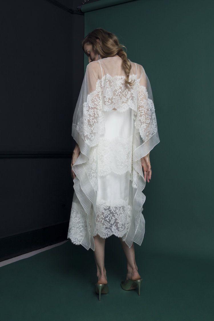 Cliff dress wedding dress by halfpenny london