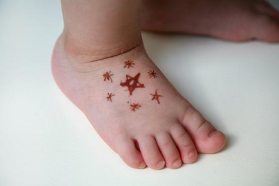 Mehndi For Baby : Baby mehndi mehendi and hennas