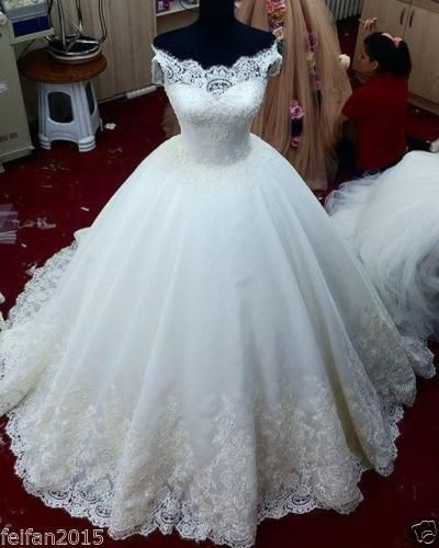 488642a56cf6 Vestido De Noiva Renda Vintage Lace Princess Wedding Dream Wedding Dresses, Wedding  Gowns, Lace