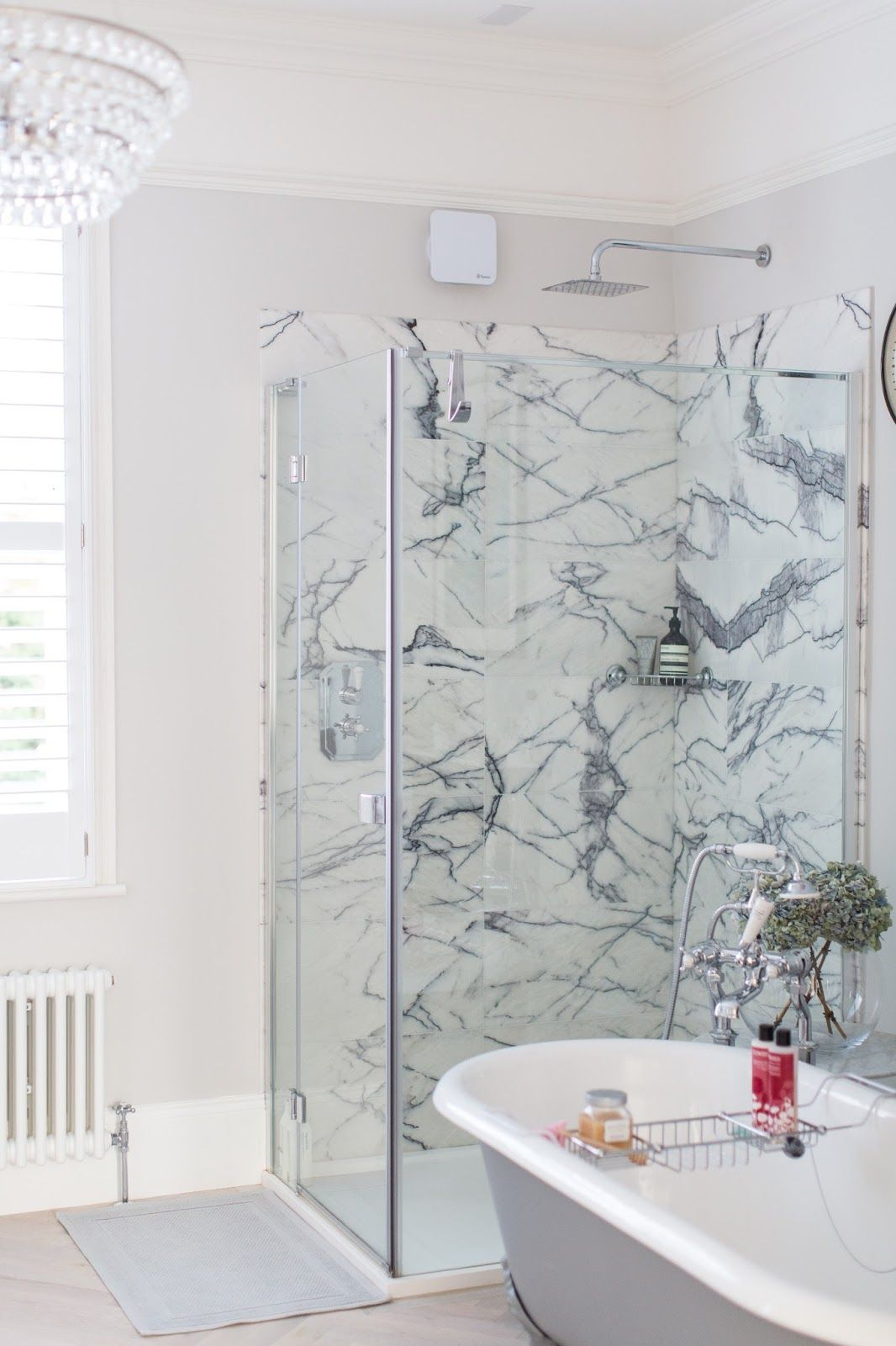 A Beautifully Decadent Master Bathroom | Bathroom | Pinterest ...