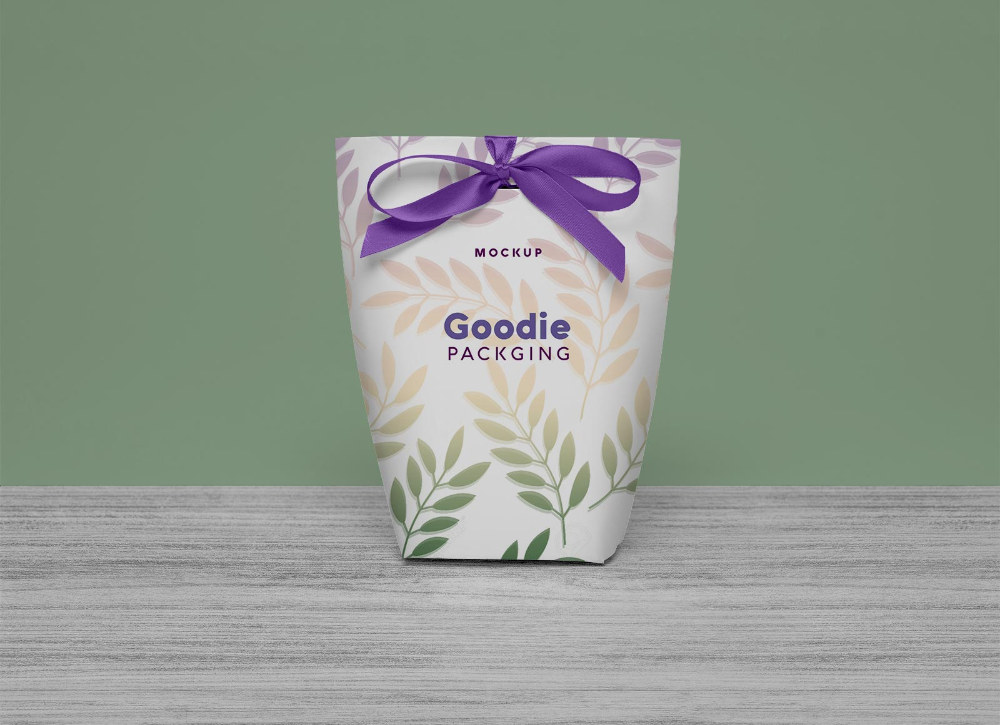 Download Free Candy Goodie Bag Packaging Mockup Psd Good Mockups Free Packaging Mockup Packaging Mockup Free Candy