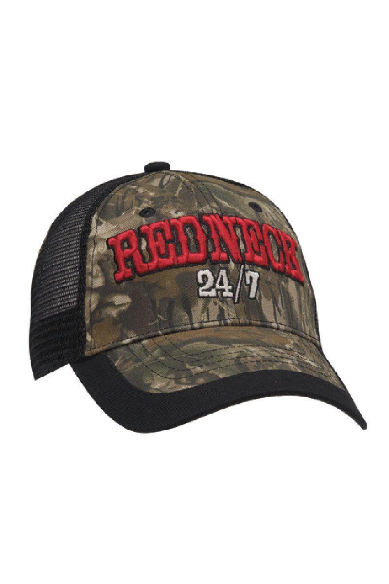 fd5a430801e72 Men s Redneck 24 7 Cap on sale. Buy now! Exclusive  discount code