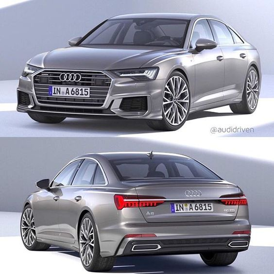 2019 Audi A6: Best New Audi Design So Far? The New Audi A6 Is Here 2019