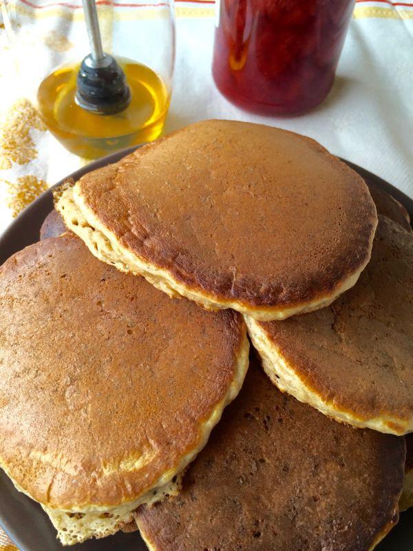 Bananen-Pancakes – Sünde ohne Reue