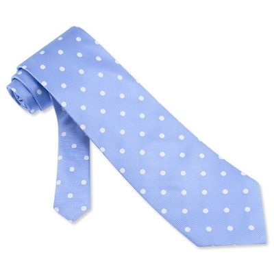 Polka Dot Tie by Brent Morgan
