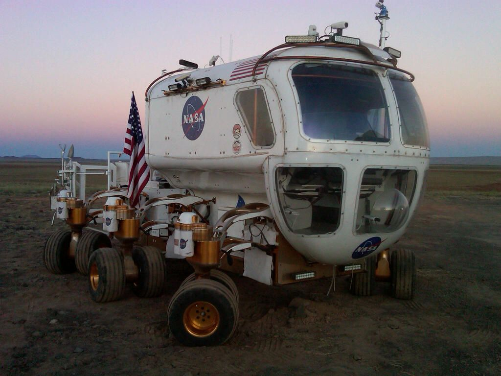 nasa space exploration vehicle - photo #4