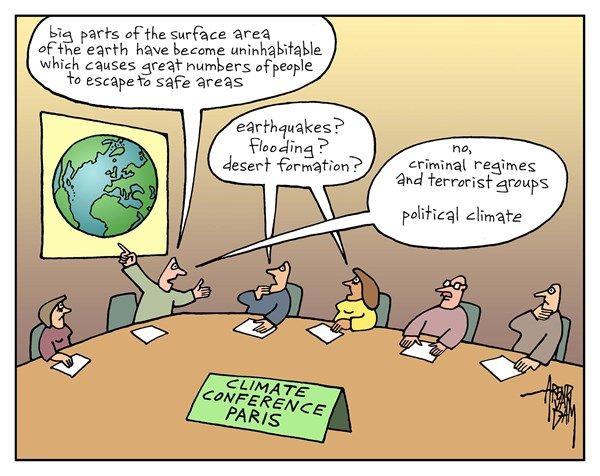 Arend van Dam: Political Cartoons