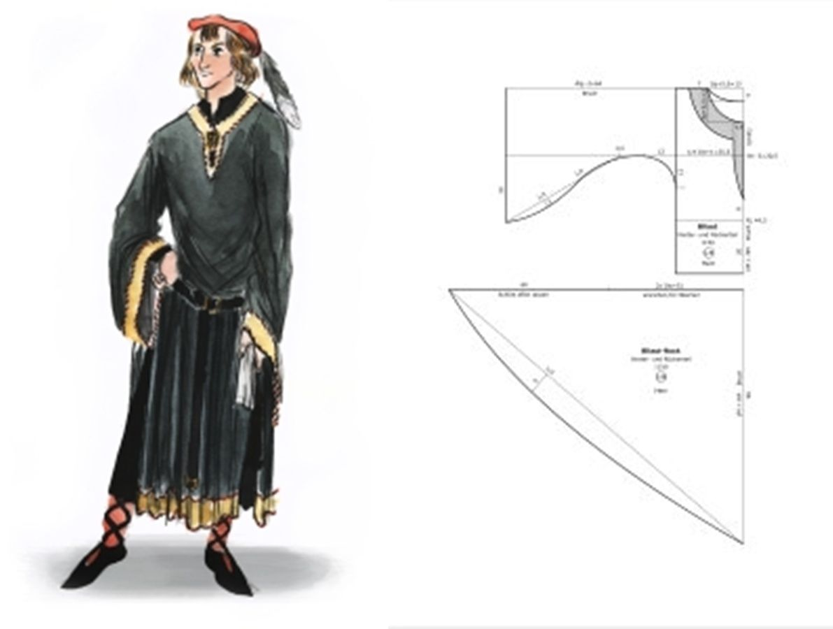1150 Herr Bliaut | oude kleding en oude reclame | Pinterest | Herrin ...