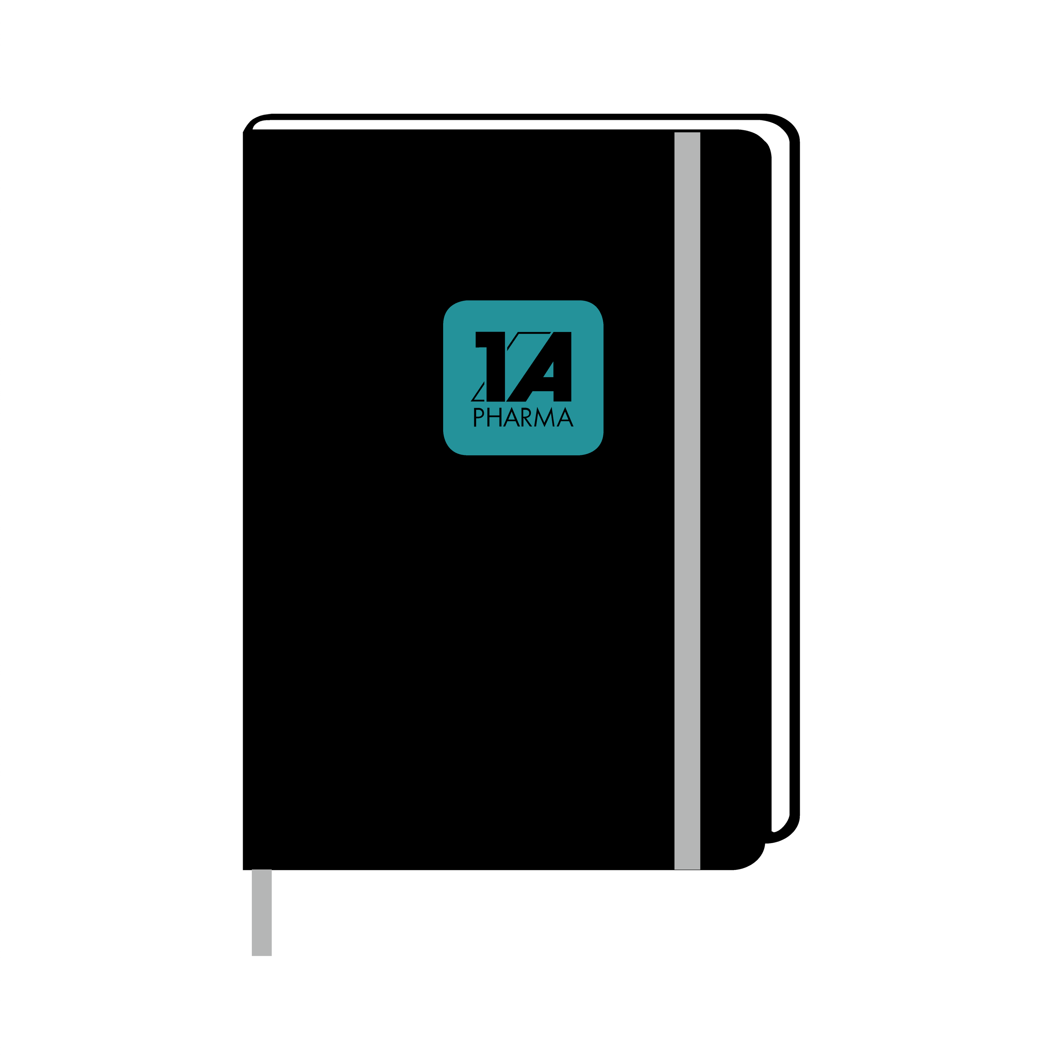 We are offering the following refinements: •    Notebook with your logo - embossed or printed •    Pen Loop •    Individual Design of the Wrapband •    Integration of individual Tip In Pages •    Individual Endpapers •    Elegant packaging in gift boxes  •    Individual choice of colors for the pagemarker and elastic enclosure band •    Bookbindery