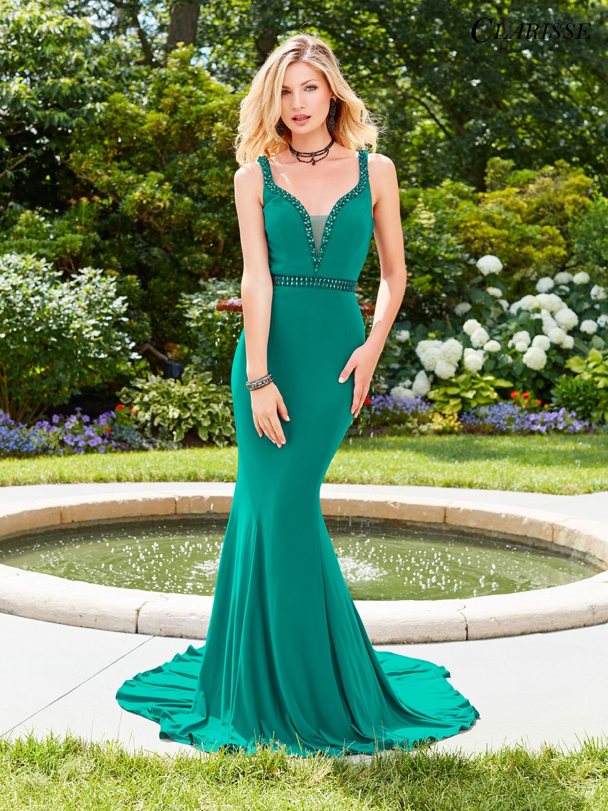 Colorful 2018 Fitted Prom Dresses