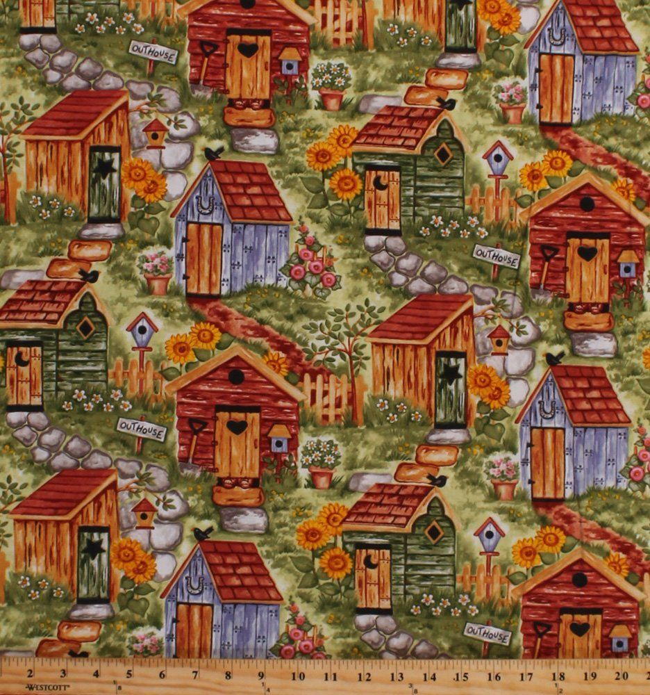 Ana White   Outhouse Plan for Cabin - DIY Projects   Outhouse Material