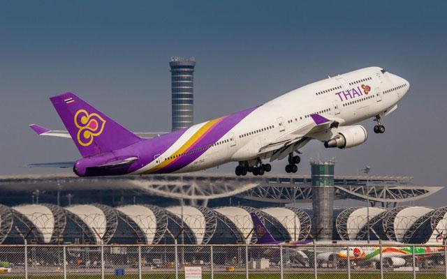 Thai Airways lança voo entre Bangkok e Sendai Jacytan