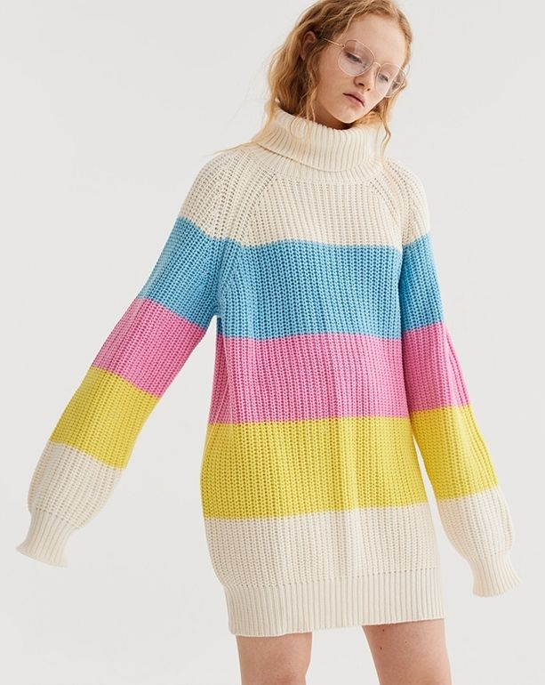Lazy Oaf Sorbet Sweater Everything Categories Womens My