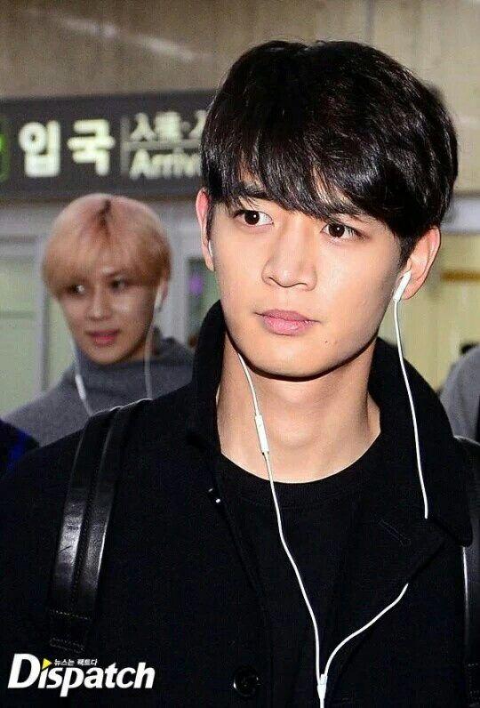A su llegada a Corea