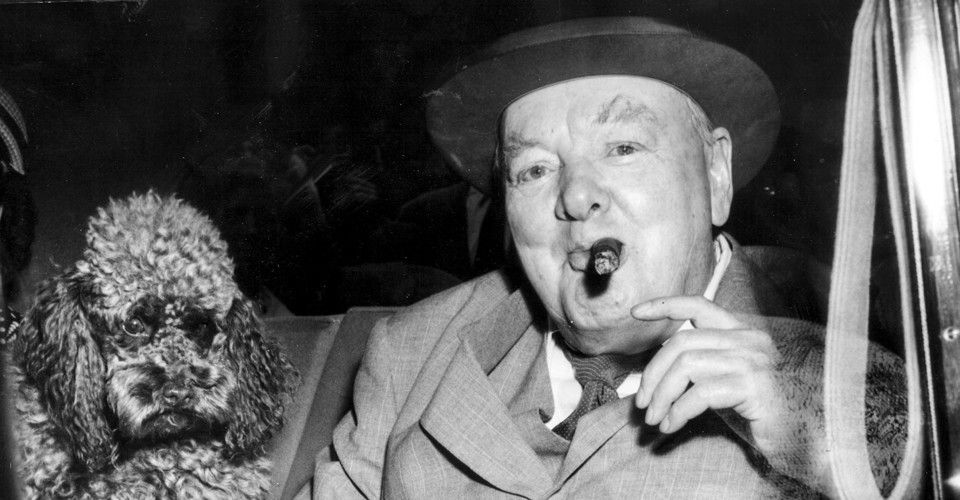 Why Winston Churchill Was So Bad With Money http//ift.tt