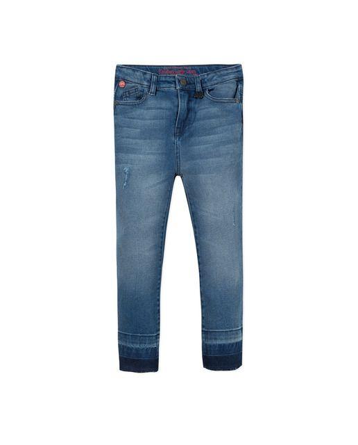 Photo of Chipie – Pantaloni di jeans blu con strappi