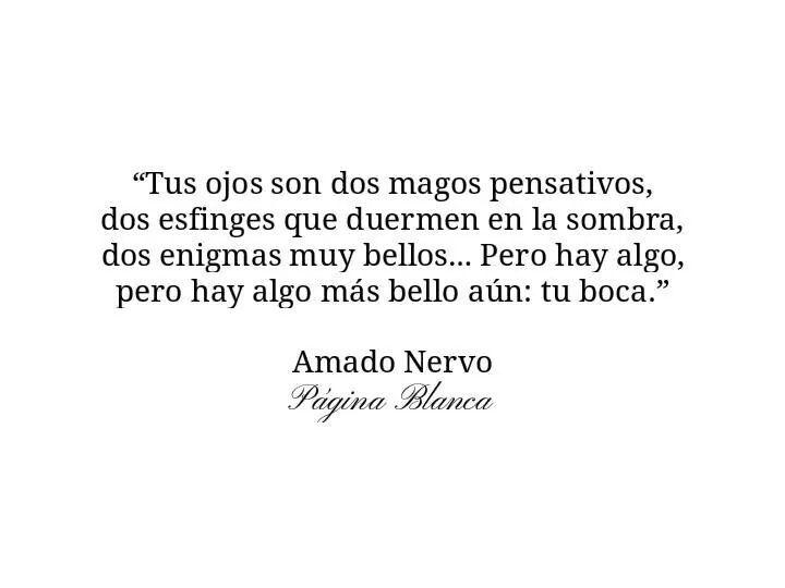 Amado Nervo Frases Geniales Amado Nervo Poemas Y Frases