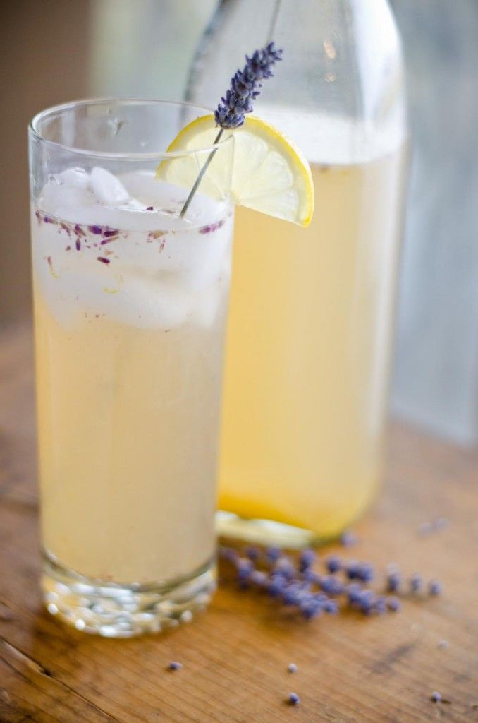 Lemony Herb Tea