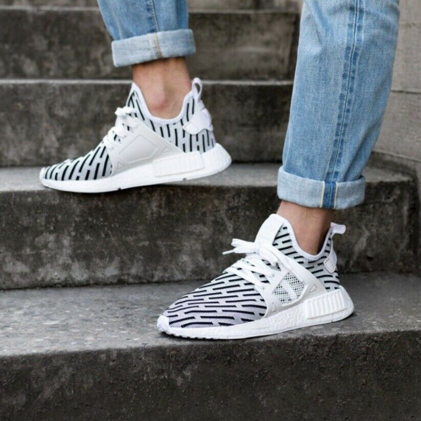 adidas Originals – NMD XR1 Silver Boost – Graue Sneaker