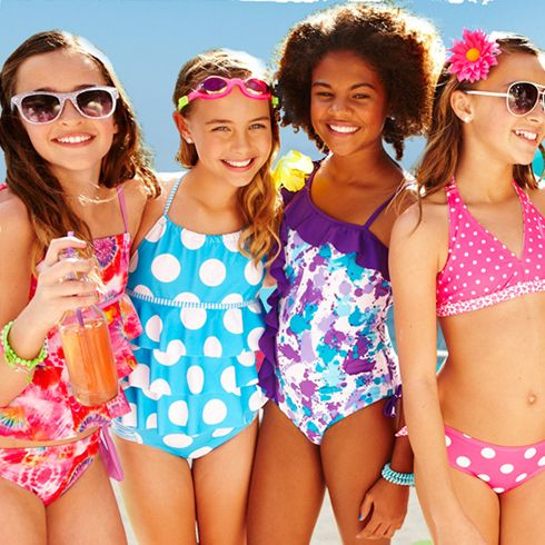 Summer Swimming Suits Kid Swim Suits Justice Swimsuits Bathing Suits For Teens